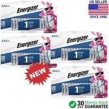 48 x Energizer Ultimate Lithium AAA Batteries (12-Pack x 4) L92SBP-12 Exp 2037
