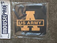 United States Army MCM Deluxe Collegiate Mouse Pad New