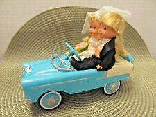 Hallmark Kiddie Car Classic Chevy Bel Air Custom 1955 Perfect For Kelly Doll