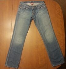 Women's Lucky Brand Sweet Dream, Low Rise Crop Jeans Size 4/27 - Made in USA
