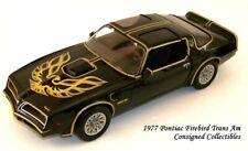 Greenlight 1977 PONTIAC FIREBIRD TRANS AM 1/18 MIB!