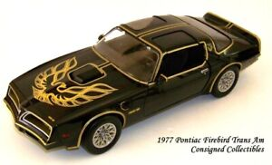 Greenlight 1977 PONTIAC FIREBIRD TRANS AM 1/18 MIB!