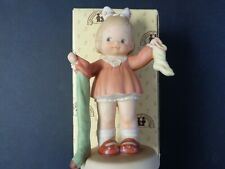 Memories of Yesterday 1989 The Long and Short of It 522384 Girl Stocking Enesco