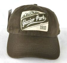 *GLACIER NATIONAL PARK MONTANA* Ball cap hat OURAY embroidered