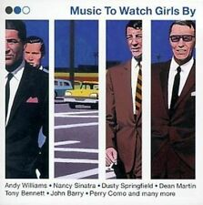 Music to Watch Girls by Sonytv67cd UK 2cd 1999 Columbia Julie London Sinatra