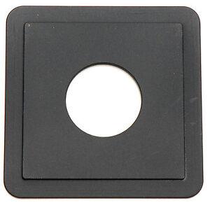 Arca Swiss 4x5 Lens Board 110mm x110mm Copal #1 Objektivplatte TOP