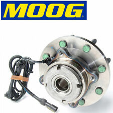 Wheel Bearing and Hub Assembly-Hub Assembly Front fits 99-04 F-350 Super Duty