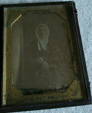 Daguerreotype of a lady, Daguerrotipo de un dama