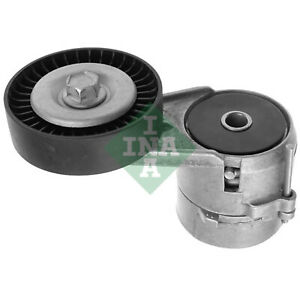 FOR VAUXHALL ASTRA H CORSA C MERIVA VECTRA C 1.6 1.8 AUXILIARY BELT TENSIONER