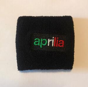 Italy 🇮🇹 Motorcycle Brake Fluid Reservoir Tank Sock Sleeve Cover For Aprilia