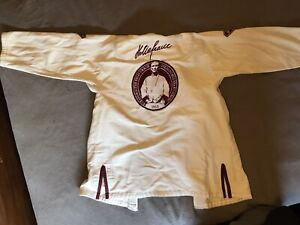 Helio Gracie Commemorative Jiu Jitsu Gi 100 years A2