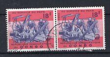 CONGO 636° gestempeld 1966