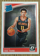 2018-19 Panini Donruss Optic Trae Young Rated Rookie