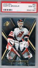 2005-06 SPx #50 Martin Brodeur NJ Devils PSA 10 GEM MINT