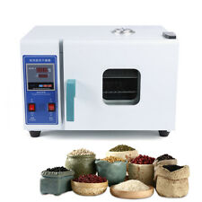 Digital Constant Temp Incubator Drying Oven Microcomputer Control Lab Industry