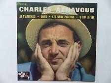 CHARLES AZNAVOUR Je t attends Dors .. 70517