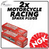 2x NGK Spark Plugs for DUCATI 748cc 748 R 00->04 No.6839