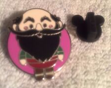 DISNEY TRADING PIN-  STROMBOLI FROM PINOCCHIO FROM WORLD OF EVIL BAG SET