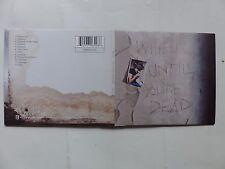 CD ALBUM ARCHIVE With us until you're dead VISIT02CD