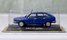 Dacia 2000  Masini-de-legenda IXO-IST DeAgostini 1:43