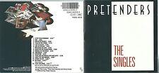 Pretenders CD: the Singles (WEA 2292-42229-2)