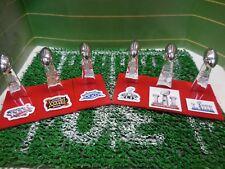 New England Patriots Mini Lombardi Trophy Set Mcfarlane/Pocket Pro