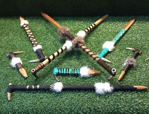 Native American Style Peace Pipe - Fully Functional Smoking / Peace Pipe
