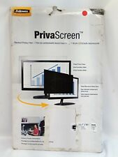 "Fellowes 20.1"" Widescreen-PrivaScreen Privacy Filter #4209"
