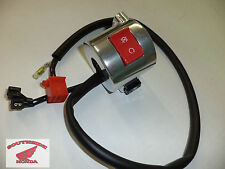 GENUINE HONDA STARTER STOP SWITCH ASSEMBLY SHADOW ACE 750