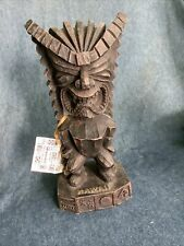 "Large 11"" Ancient Hawaii Tiki Collection God of Money with original tag"