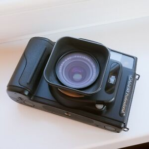 FUJI Fujifilm GA645W Pro Medium Format Camera With Hood And Filter