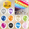 100 X Large PLAIN BALOONS BALLONS helium BALLOONS Quality Party Birthday Wedding