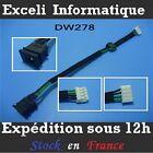 DC entrada de conexión jack et alambre de cable chargrur Toshiba Satellite Pro