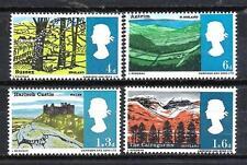 Grande-Bretagne - Great Britain 1966 Yvert n° 437 à 440 neuf ** 1er choix