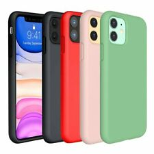 For Apple iPhone 11 11 Pro Max Case Soft Rubber Cute Slim Full Protective Bumper
