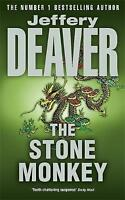 The Stone Monkey: Lincoln Rhyme Book 4 (Lincoln Rhyme Thrillers), Deaver, Jeffer