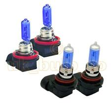 100W XENON HB4 AND H9 LOW + HIGH BEAM BULBS FOR Mazda 6 MODELS 2008-12