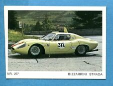 Nuova - MOTO - Ed. Raf - Figurina/Sticker n. 277 - BIZZARRINI STRADA -New