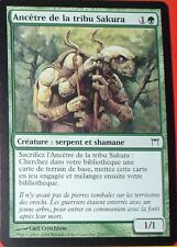 ANCETRE DE LA TRIBU SAKURA - CREATURE SERPENT ET SHAMANE - VF - CARTE MTG MAGIC