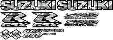 GSXR600 Fairing Decal Stickers 600 Urban Camo Decals graphics Sticker Srad gsxr