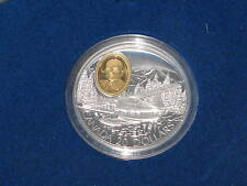 1991 Canada Aviation de Havilland Beaver $20. Proof Sterling Silver B7207
