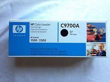 HP C9700A Black Toner Cartridge LaserJet Print Genuine