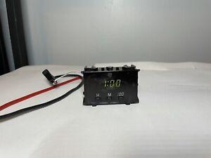 96-02 Toyota 4Runner Dash Digital Clock Display OEM 97 98 99 00 01 Repaired