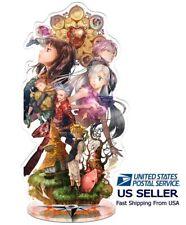 Seven Deadly Sins Acrylic Stand Figure. Meliodas Elizabeth anime ,Fast USA Shipp