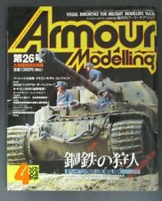 Armour Modelling Volume 26 April 2004 Issue Pre Owned!