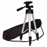 Portable Digital Camera Holder Pro Camcorder Tripod DSLR Mount Stand Phone Rack