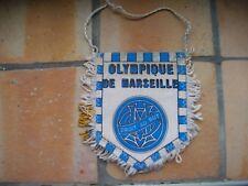 fanion  olympique de marseille 80's