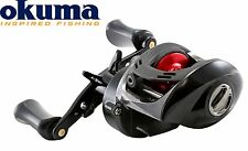 Okuma Ceymar LP C-266WLX Baitcaster Multirolle Linkshand, Spinnrolle, Jerkrolle