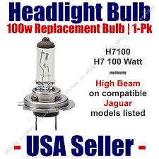 Headlight Bulb High Beam 100 Watt Upgrade Fits Listed Jaguar Models H7 100
