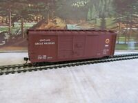 K4 HO Decals Cincinnati Northern 40 Ft Boxcar White New York Central